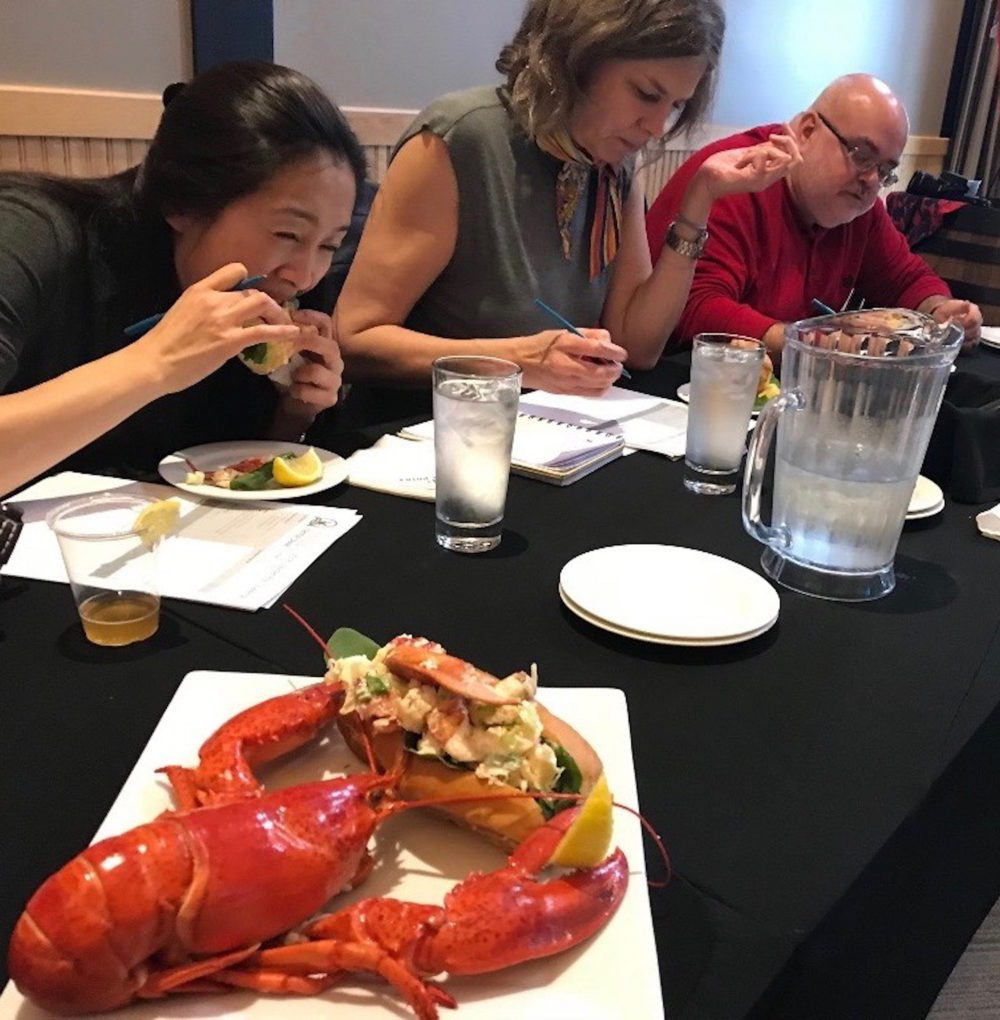 A Lobster-deprived Prairie Girl Rises To The Challenge Of Judging Lobster Rolls