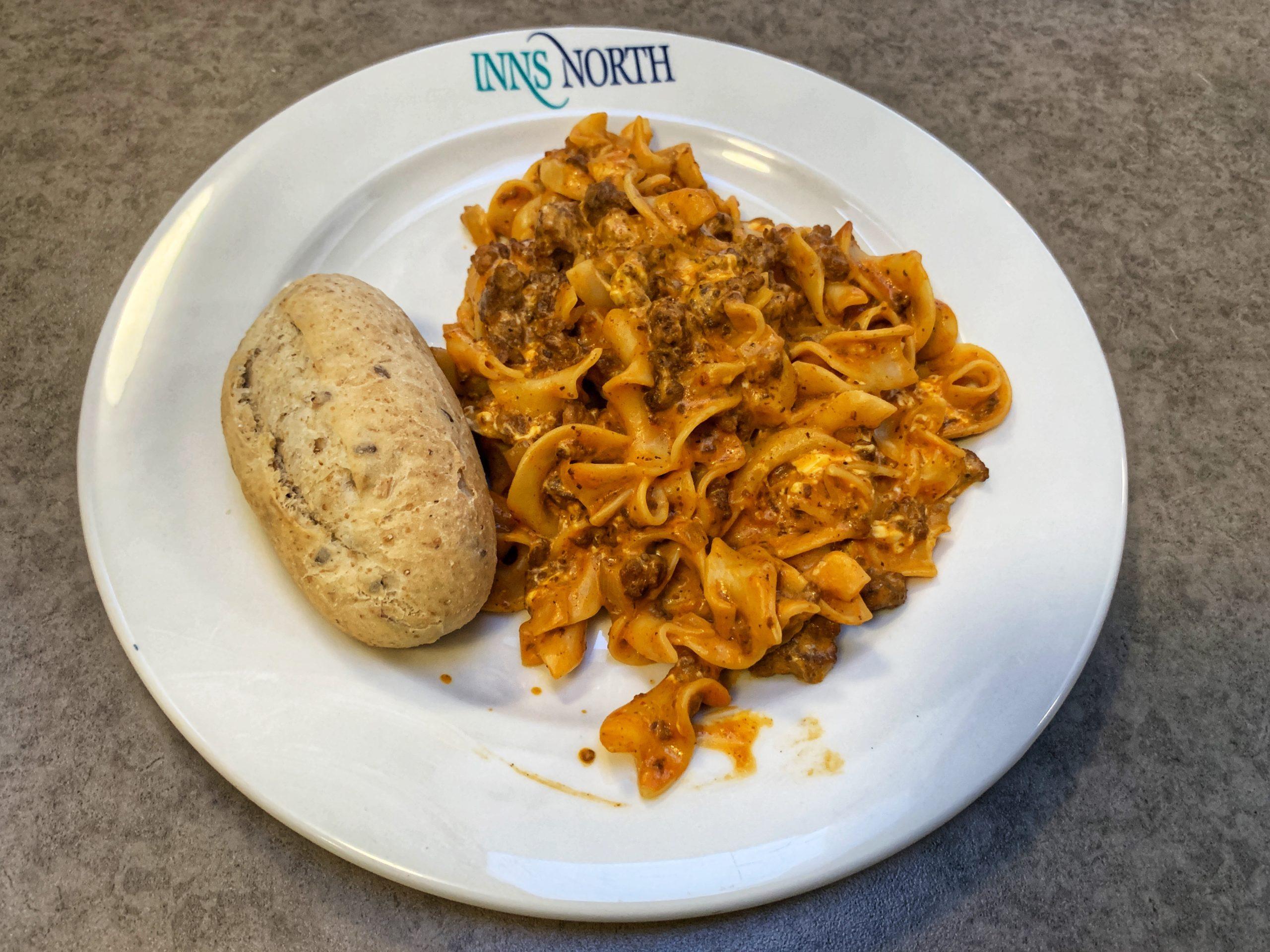 Comfort Cooking: Nunavut Noodles